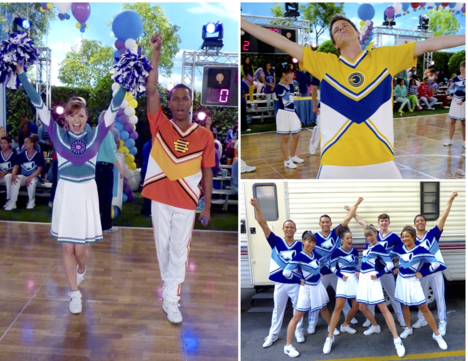 "THE FRESH BEAT BAND-""HOOP DREAMS""-JOYCE KIM LEE, COSTUME DESIGNER"