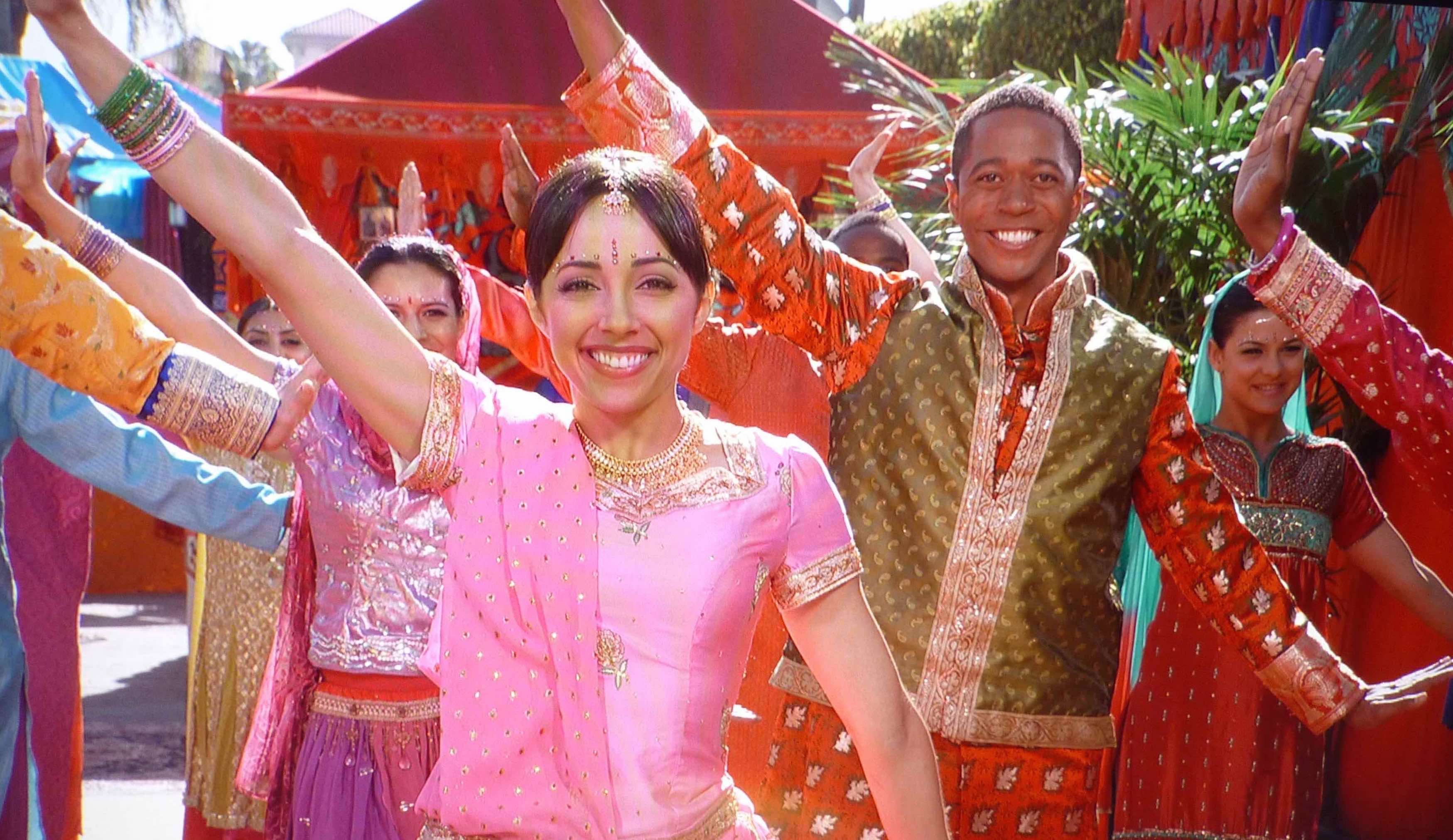 "THE FRESH BEAT BAND-""BOLLYWOOD BEATS""-JOYCE KIM LEE, COSTUME DESIGNER"