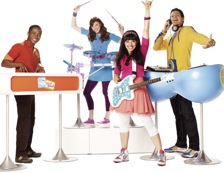"""THE FRESH BEAT BAND""-JOYCE KIM LEE, COSTUME DESIGNER"