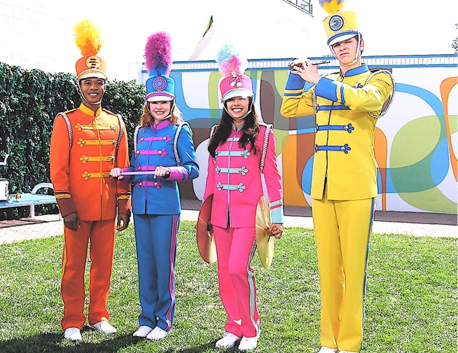 "THE FRESH BEAT BAND-""MARCH OUR WAY""-JOYCE KIM LEE, COSTUME DESIGNER"