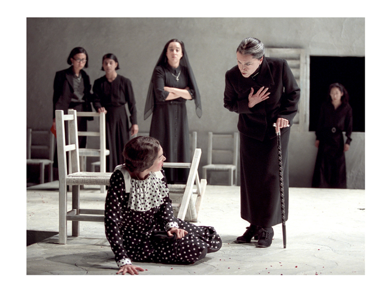 """THE HOUSE OF BERNARDA ALBA""-COSTUME DESIGNER, JOYCE KIM LEE"