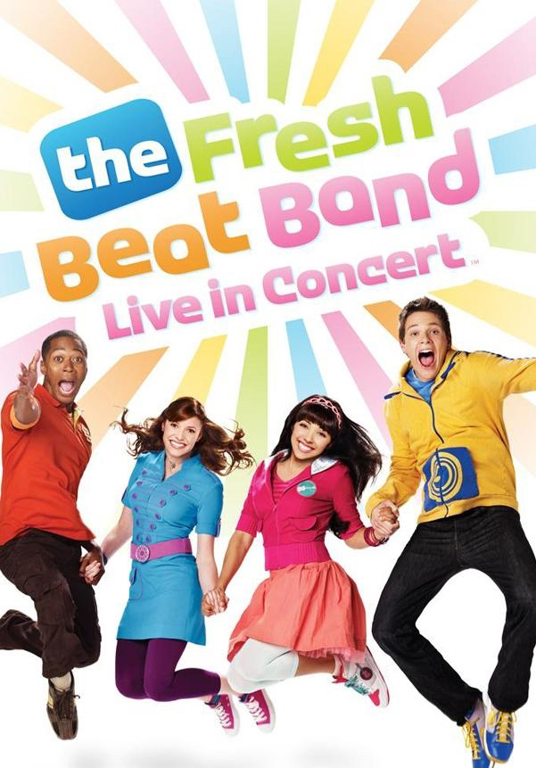 THE FRESH BEAT BAND-JOYCE KIM LEE, COSTUME DESIGNER