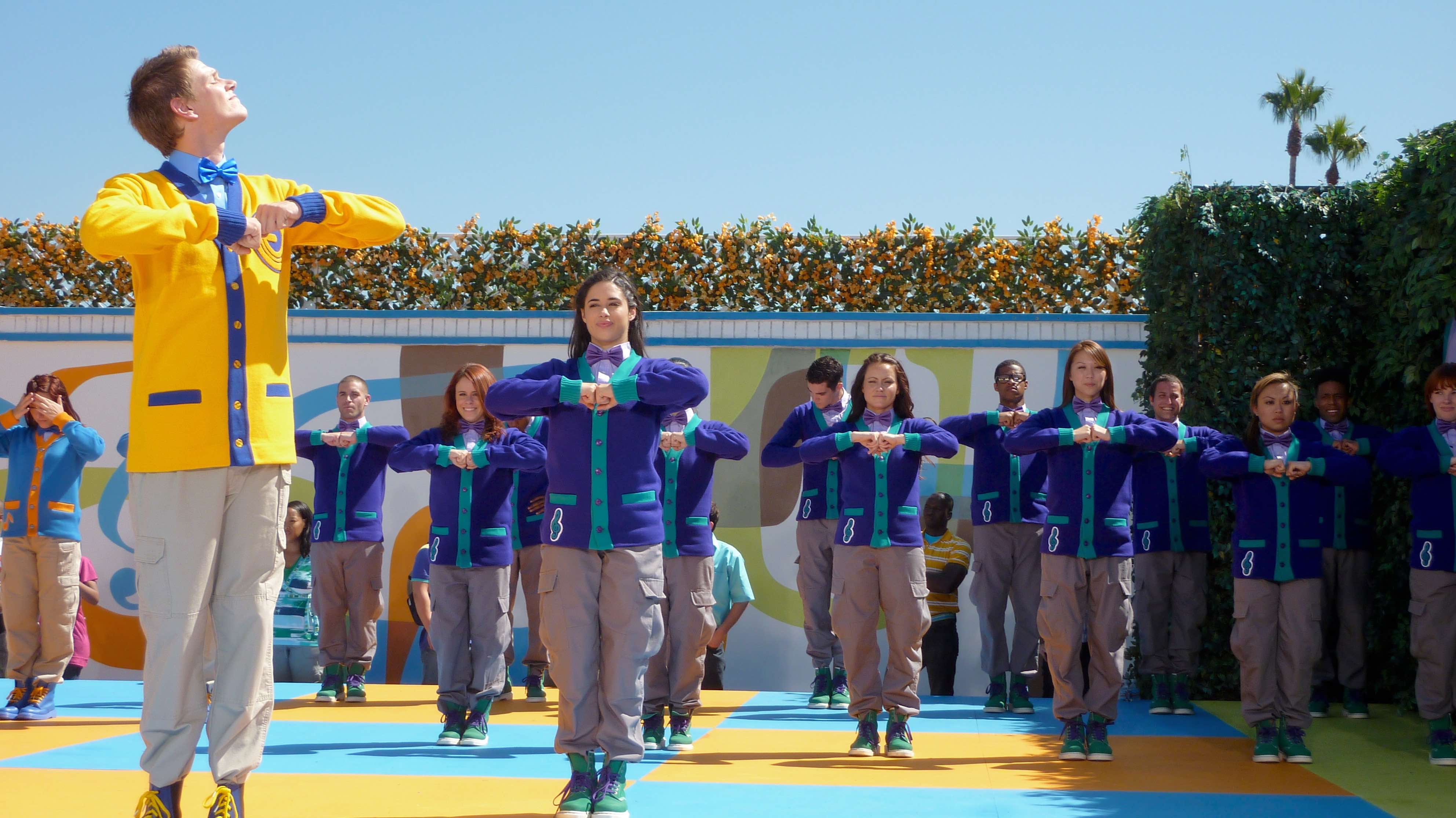 "THE FRESH BEAT BAND-""STEP IT UP""-JOYCE KIM LEE, COSTUME DESIGNER"
